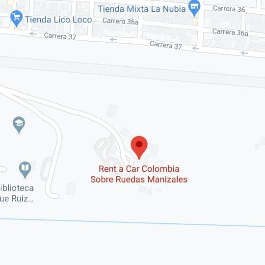 Colombia Sobre Ruedas Armenia Colombia Rent a Car