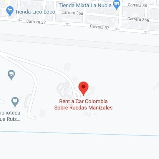 Colombia Sobre Ruedas Armenia Colombia Rent a Car