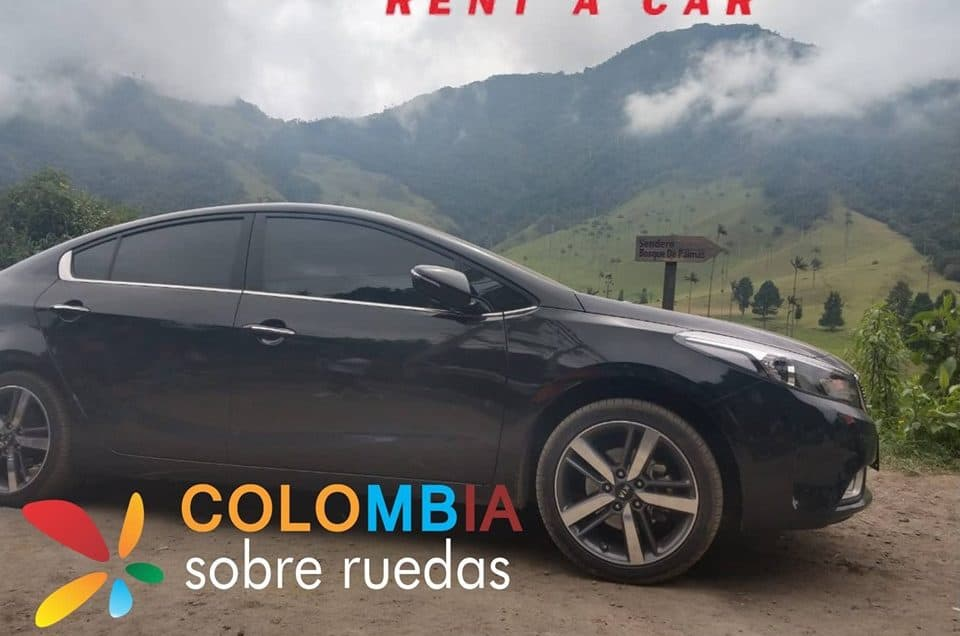 Vehicle rental in the Eje Cafetero